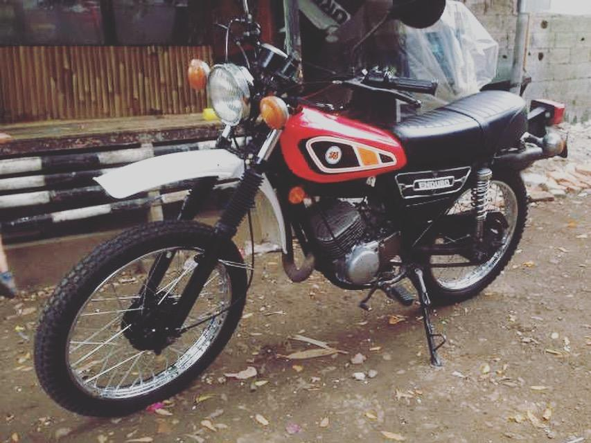 Serba serbi & Sharing Yamaha DT 100