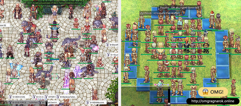 OMG! Ragnarok Online (FUN to Play Renewal Server)