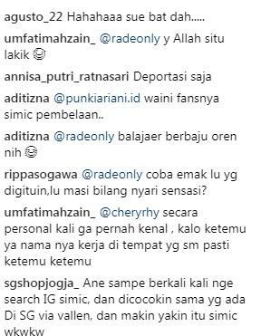 Via Valen mendapatkan DM tak senonoh oleh salah satu Pemain di Liga Indonesia. hah?