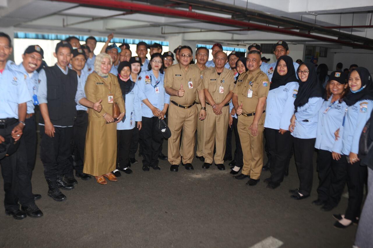 Jelang Idul Fitri, 425 Petugas Amankan Ibukota dari PMKS
