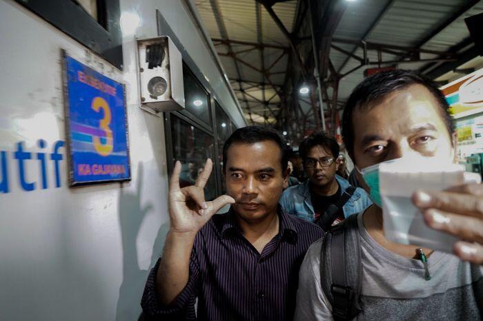 Acungan tiga jari Bupati Purbalingga setelah OTT KPK