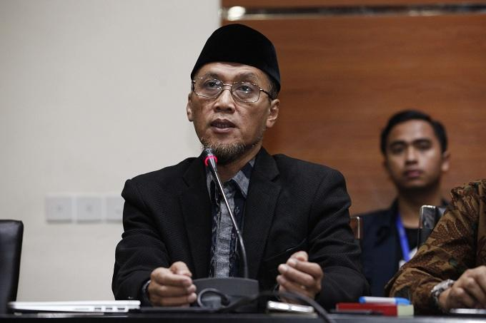 M Jasin Khawatir Revisi KUHP Lemahkan Pemberantasan Korupsi