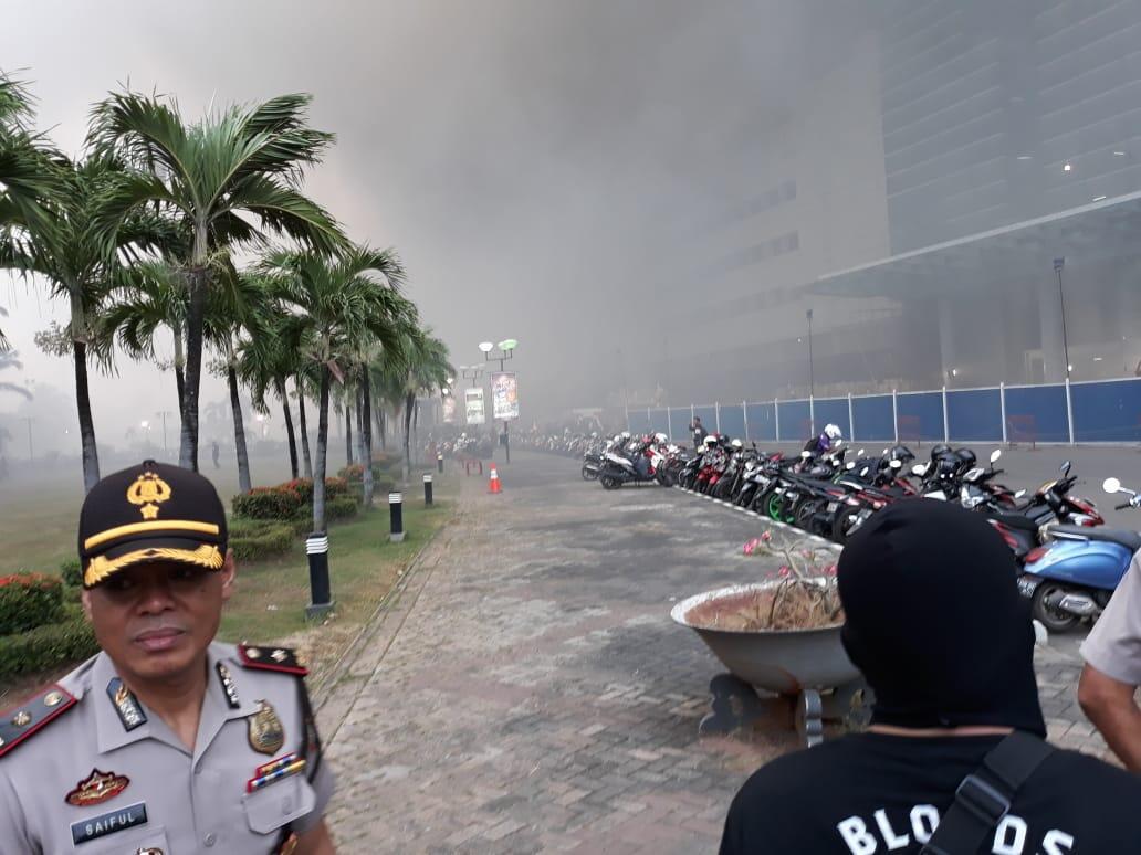 Tak Ada Korban Jiwa di Kebakaran PRJ