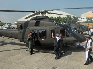 Pinoy Mau Ganti Pesanan Bell 412 Yang Batal Jadi Beli Surion Dari Korsel