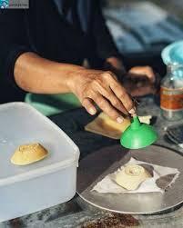 Putu Cangkir, Kudapan Khas Ramadan Dari Makassar