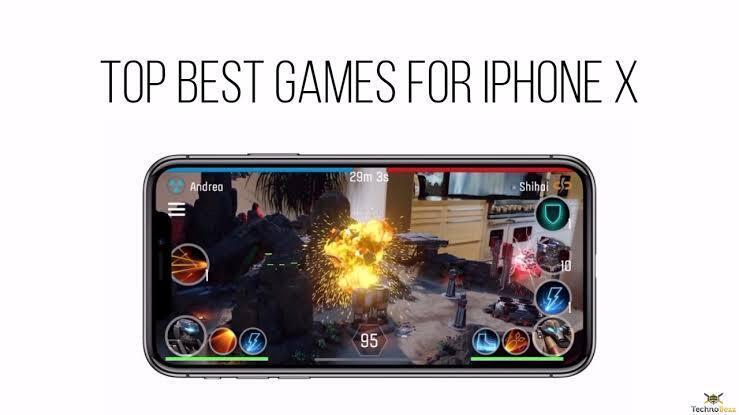 Smartphone Game Zaman Now