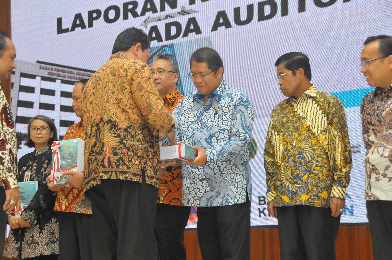 Opini WTP Kementerian Kominfo Merupakan Hasil Kerja Kolaboratif