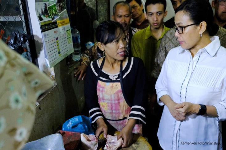 Harga Pangan Stabil, Menkeu: Jelang Lebaran Laju Inflasi Terkendali