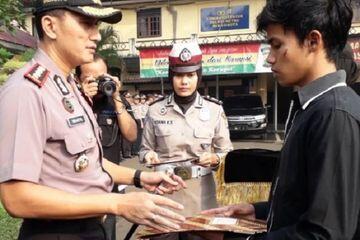 Irfan, Pria yang Melawan Hingga Menewaskan Begal Meminta Maaf Kepada Keluarga Begal