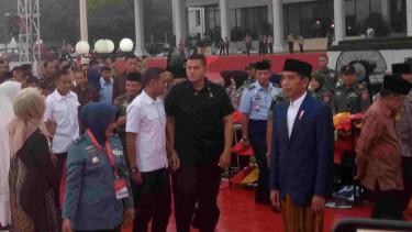 Gatot Nurmantyo Ikut Bukber Dengan Jokowi