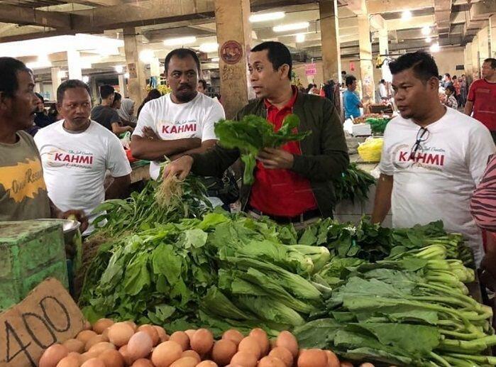Sidak ke Pasar Dinilai Efektif Tekan Harga Pangan Jelang Lebaran