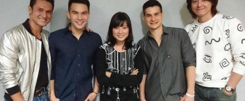 10 Penampilan Terbaru Leony 'Trio Kwek Kwek' Kembali Main Sinetron