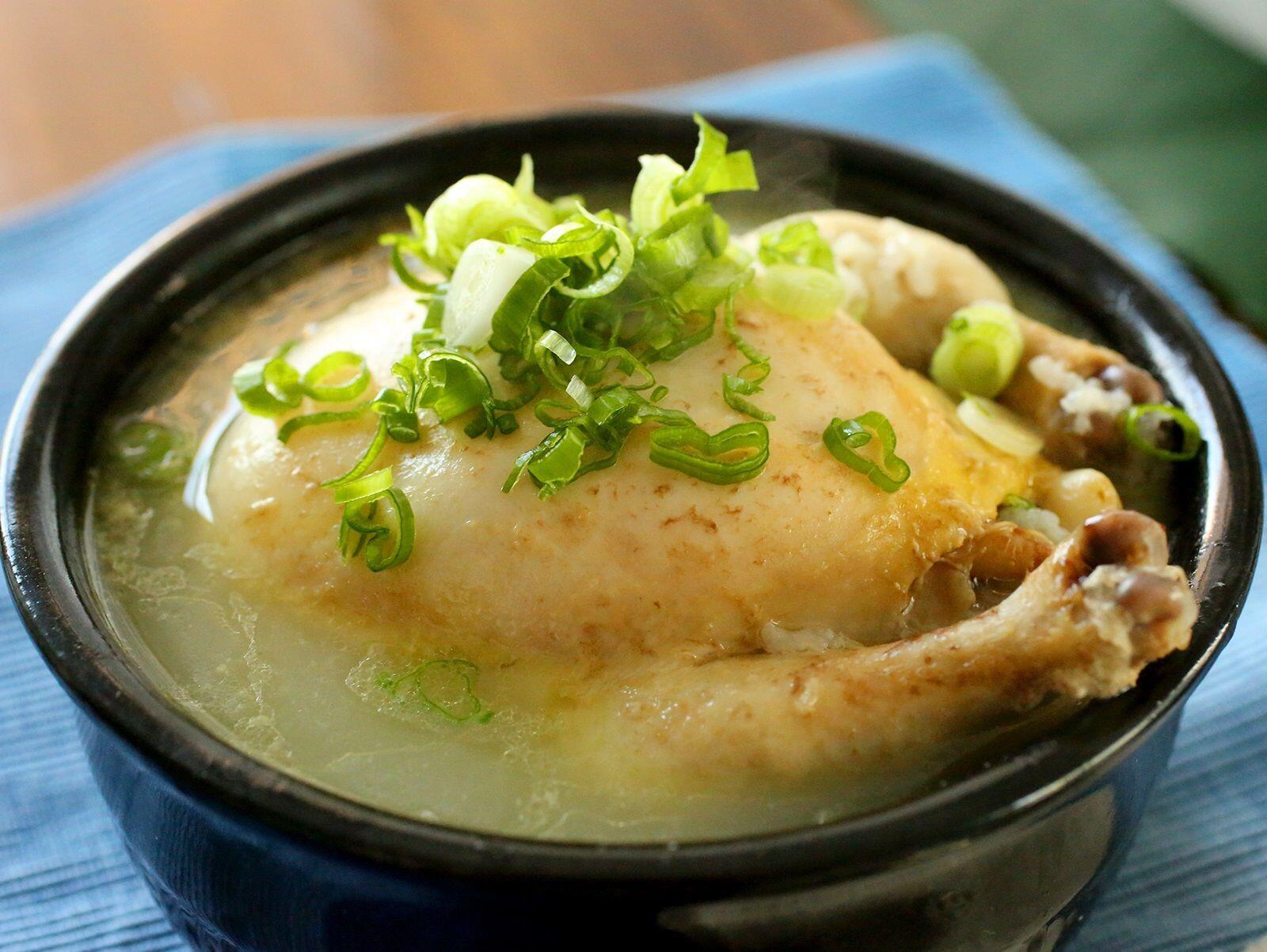 Resep Samgyetang, Ayam Rebus ala Korea yang Sehat untuk Lauk Sahur