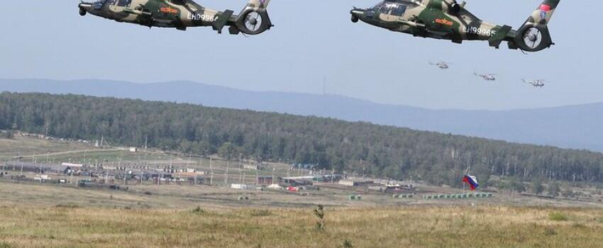 Usai Piala Dunia, Rusia dan Tiongkok Adakan Latihan Militer Bersama