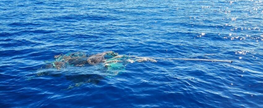 Kampanyekan Anti-Plastik, Pria ini Berenang Lalui Jalur Sampah Pasifik
