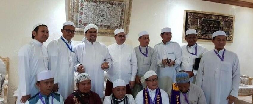Selama di Mekkah, Ini 5 Politisi yang Pernah Bertemu Rizieq Shihab