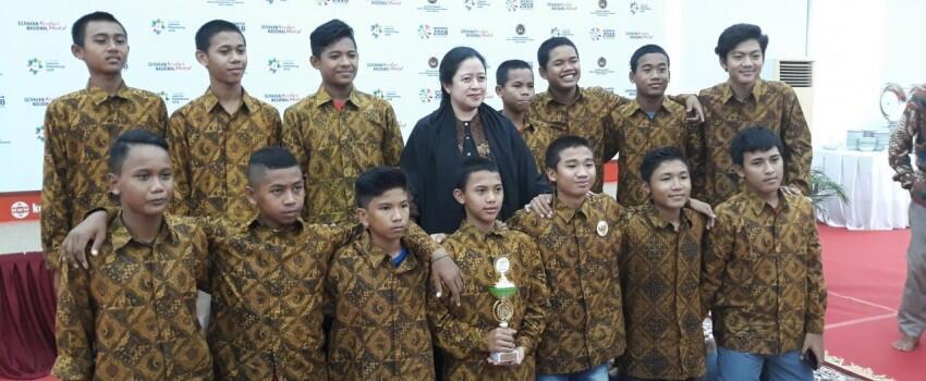 Berlaga di Moscow, Tim Sepak Bola Anak Jalanan Raih Dua Penghargaan