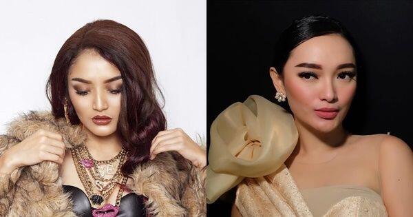 Sering Dibilang Mirip, 10 Beda Gaya Siti Badriah dan Zaskia Gotik