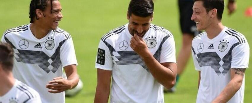 Inilah Skuat Timnas Jerman Untuk Piala Dunia 2018