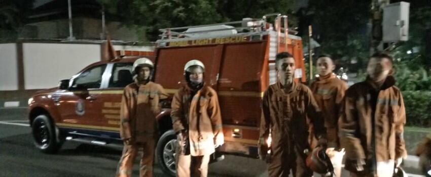 Kebakaran Gedung Annex: Tidak Ada Korban Jiwa