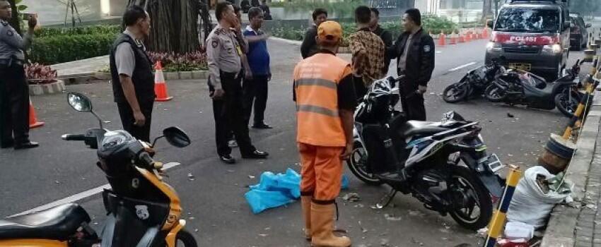Tawuran di Depan Istana saat Sahur, 2 Pemuda Diamankan Polisi