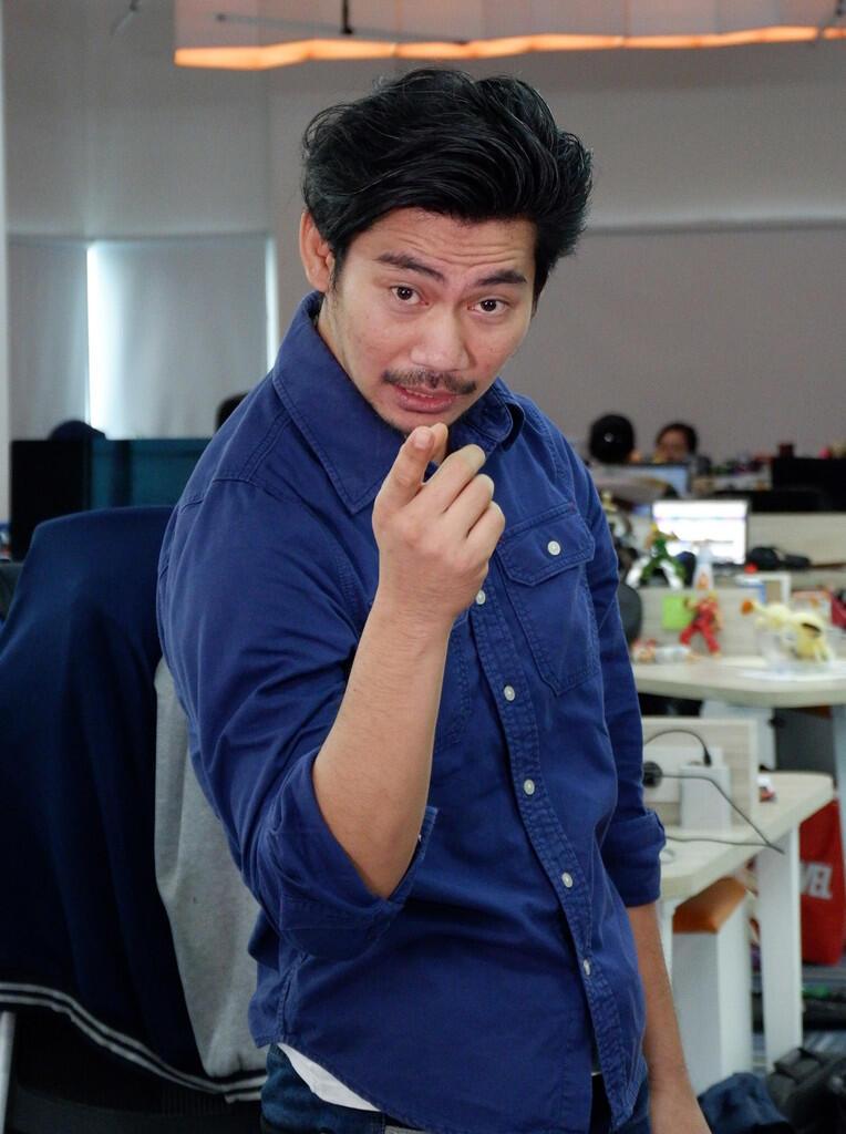 Sutradara dan Cast Film 'Insya Allah Sah 2' Main ke KASKUS, Heboh Banget!