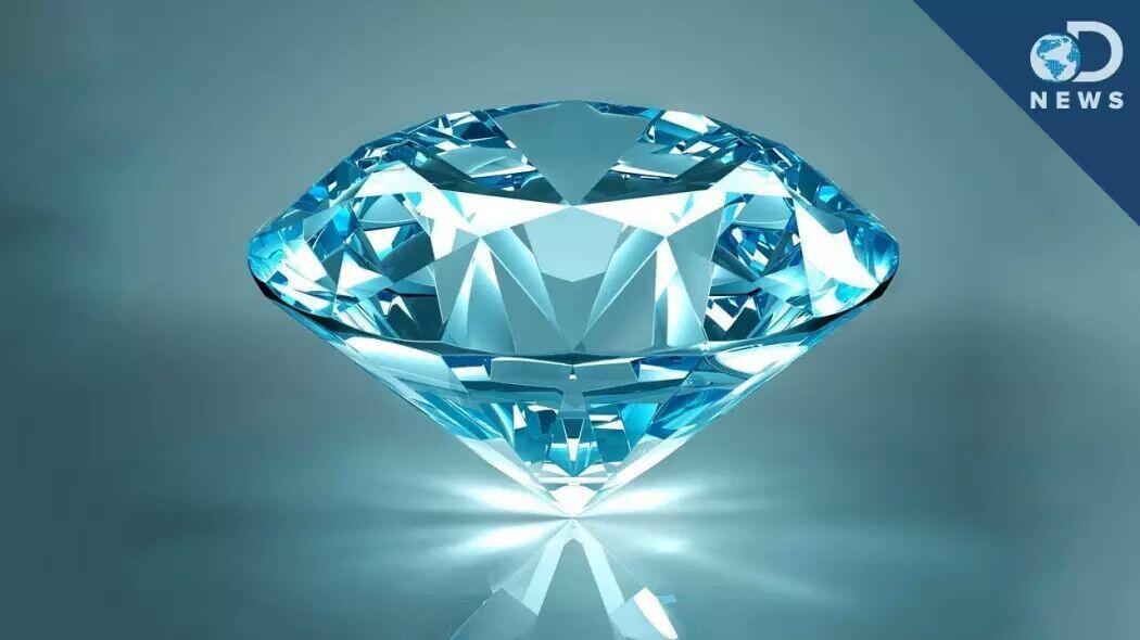 Gawat, Berlian Sintetis Buatan China Tidak Bisa Di Bedakan Dengan Yang Asli