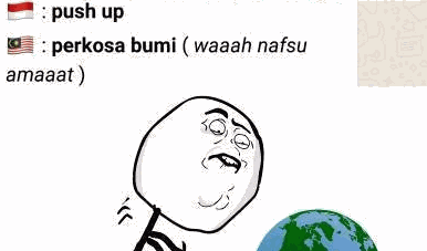 Beda Negara, Beda Bahasa Dan Lain Makna, Indonesia VS Malaysia!!ngakak Bray!!
