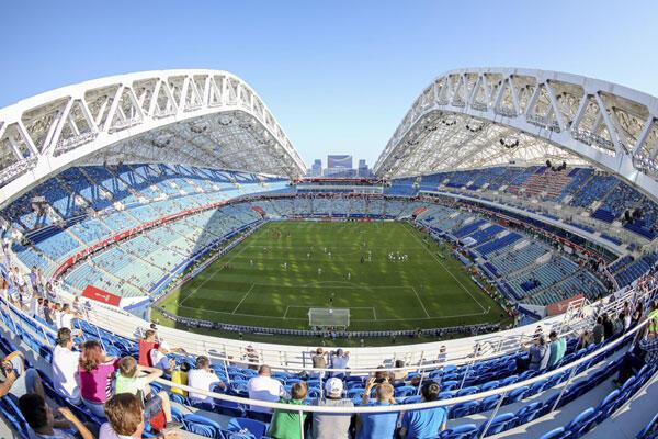 #Rusia2018: Inilah 12 Stadion Tempat Digelarnya Piala Dunia