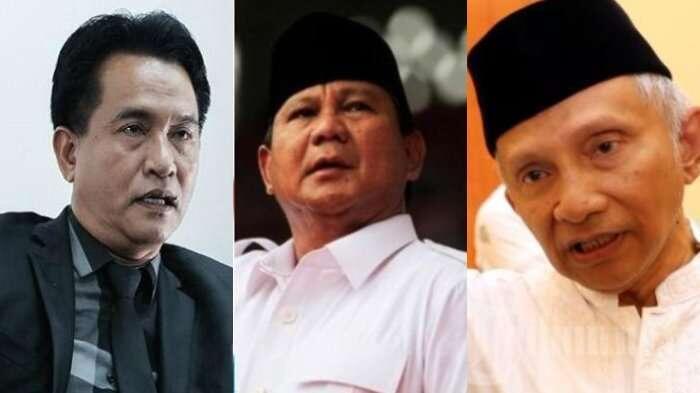 Ketua Progres 98 Tantang Amien Rais, Prabowo Hingga Yusril Datangi MUI