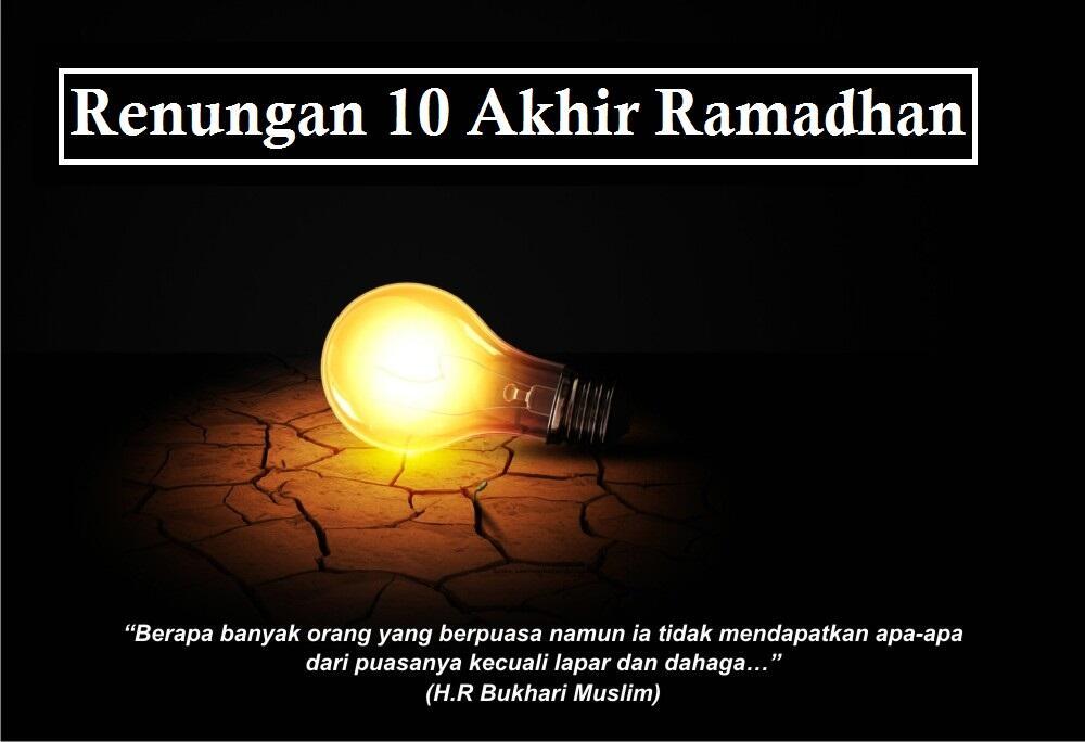 Setelah Ramadhan, Mau Apa???