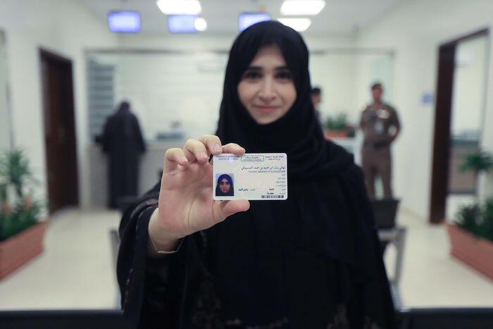 Kerajaan Arab Saudi mulai bagikan SIM untuk perempuan