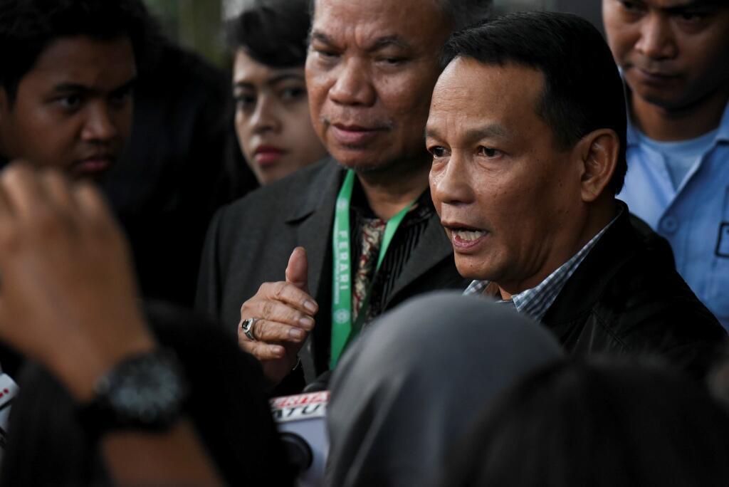 Eks KSAU Merasa Didiskreditkan Jubir KPK