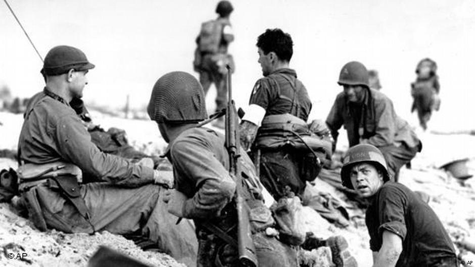 Memperingati 74 Tahun Sudah Peristiwa D-day Atau Invansi Normandia
