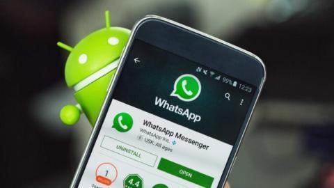 _Cara Mudah Ambil *Video Status WhatsApp* Teman, Begini Caranya