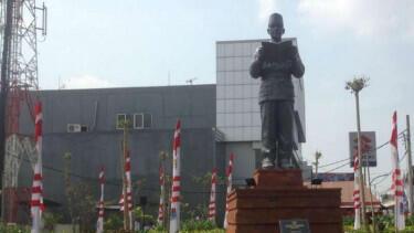 Patung Bung Karno Diresmikan di Semarang