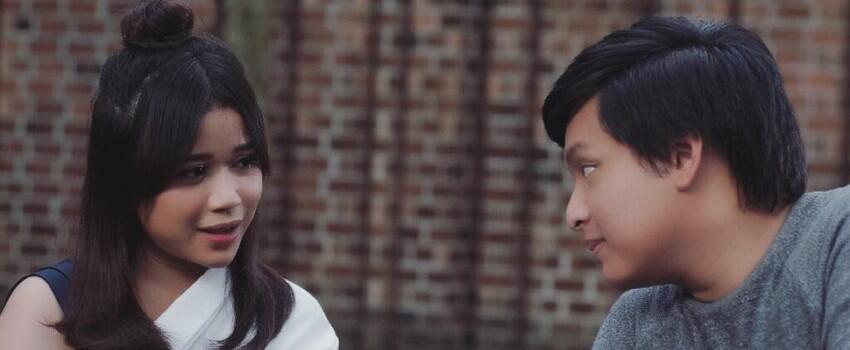 Buat Single Duet, Begini Potret Kedekatan Bianca Jodie & Arsy Widianto