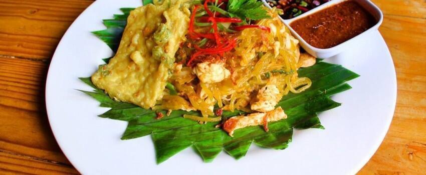 Yuk Bikin Mie Glosor, Makanan Buka Puasa Favorit Warga Bogor