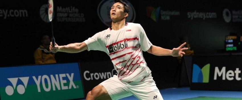 4 Tunggal Indonesia Hadapi Lawan Berat di R1 Malaysia Open 2018