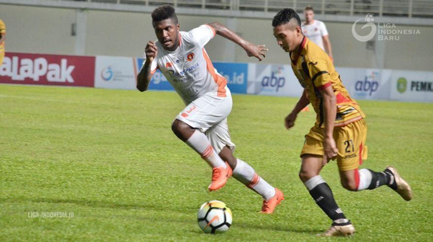 Perseru Serui Vs Arema FC, Kandang Rasa Tandang