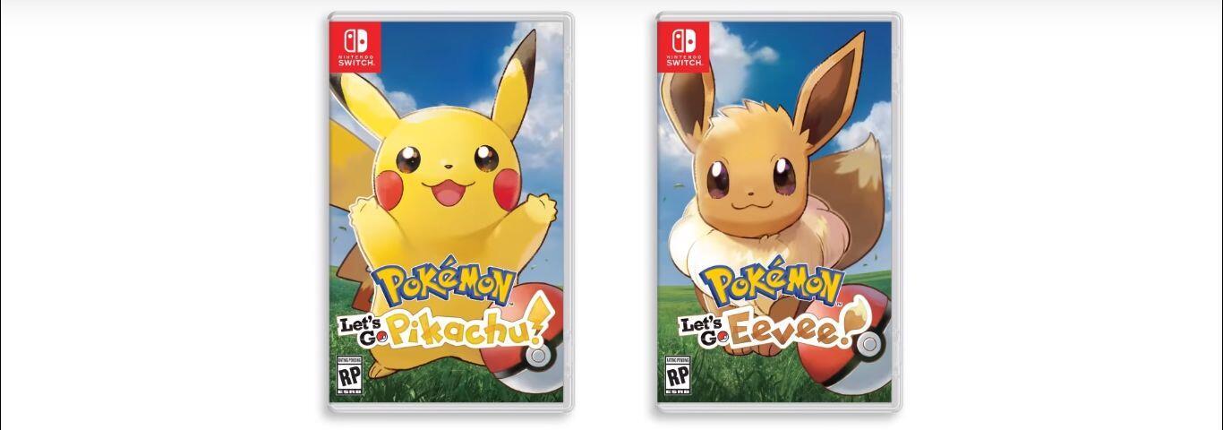 Pokemon Let's Go: Gabungan Game Pokemon Original dan Pokemon Go