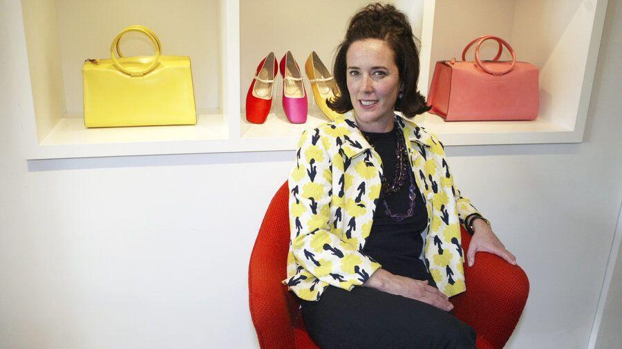 Fashion Designer Kate Spade Ditemukan Meninggal Dunia di Usia 55 Tahun
