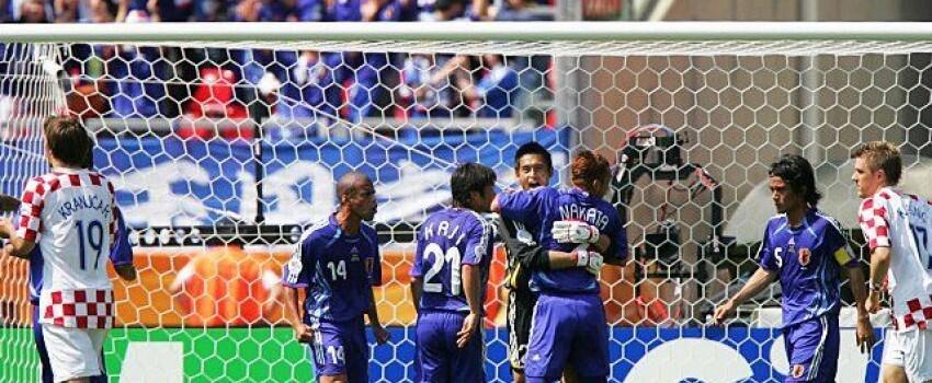 Profil Tim Piala Dunia 2018: Eksistensi 20 Tahun Jepang