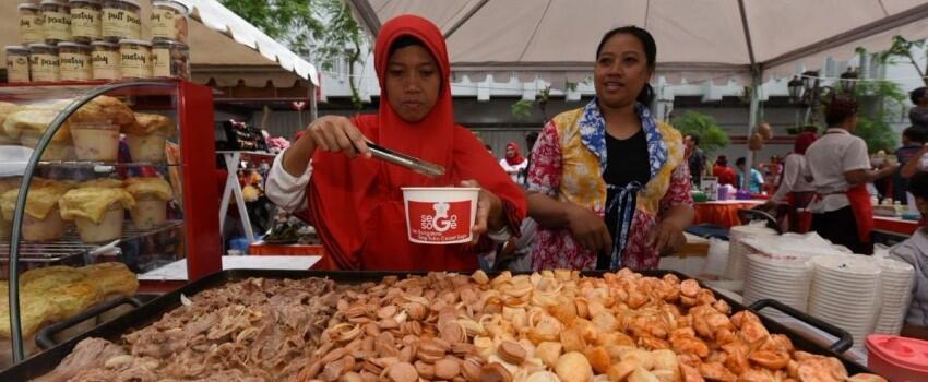 Pernah Cobain Sego Soge? Makanan Kekinian Lezat Asli Surabaya
