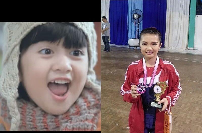 Ingat Afiqah Bintang Iklan Oreo? Sekarang Jadi Atlet Gymnastic, Lho!