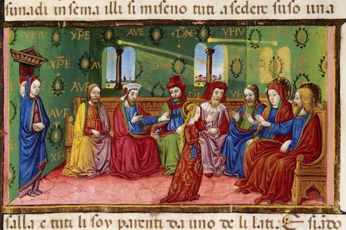 Injil Kuno Yang Berhasil Di Terjemahkan, Isinya Ternyata ??