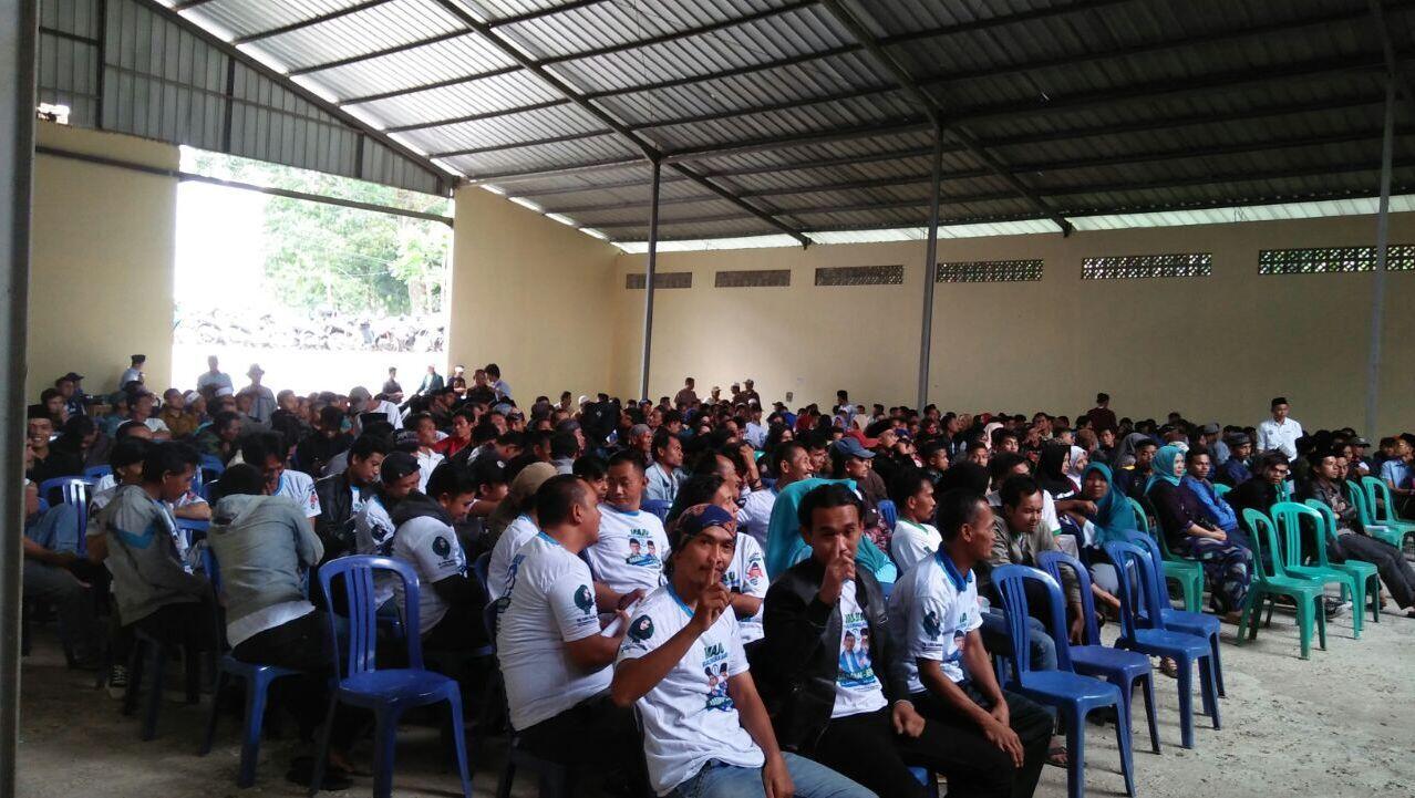 Relawan Sajati Siap Awasi Permainan Dalam Penyaluran Bantuan untuk Rakyat Miskin