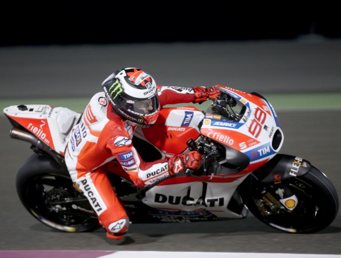 Jorge Lorenzo Resmi Bergabung dengan Repsol Honda