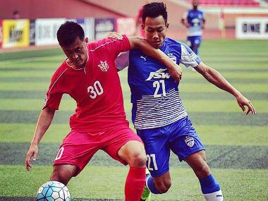 Ada ga sih klub bola dari Korea Utara?