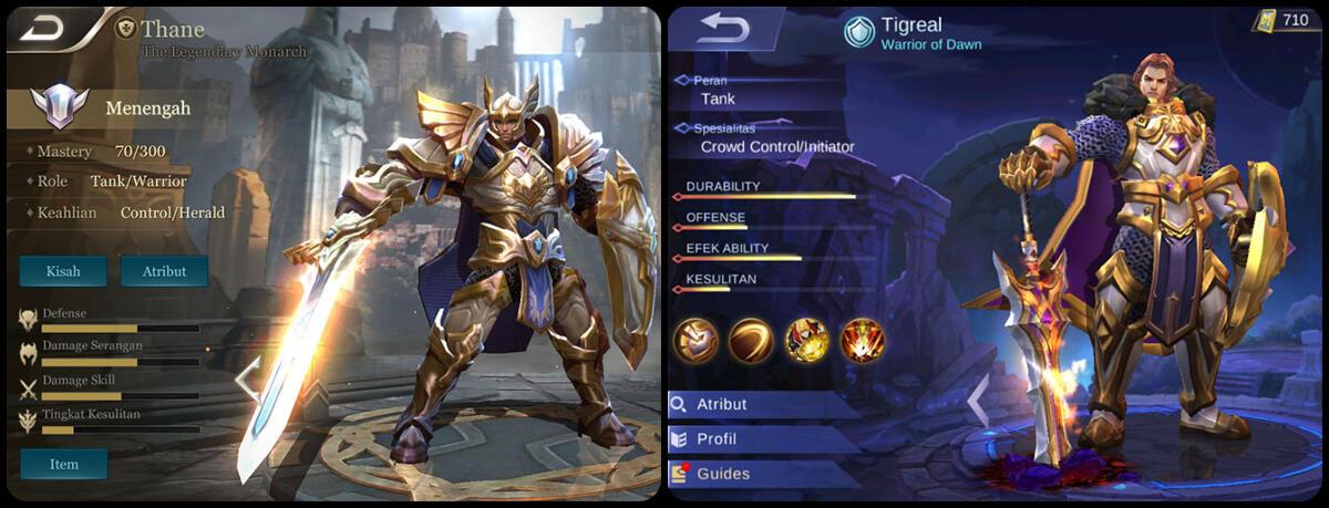 Hero Mobile legends Diklaim Game Sebelah, Apakah Akhirnya ML Kalah di Pengadilan ?